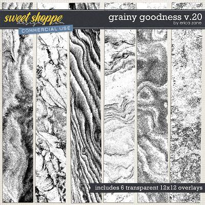 Grainy Goodness v.20 by Erica Zane