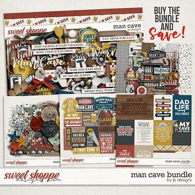 Man Cave Bundle by LJS Designs