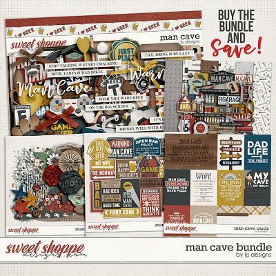 Man Cave Bundle by LJS Designs