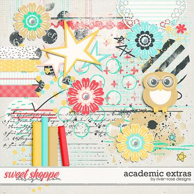 Academic Extras by River Rose Designs