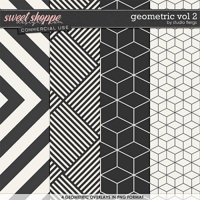 Geometric VOL 2 by Studio Flergs