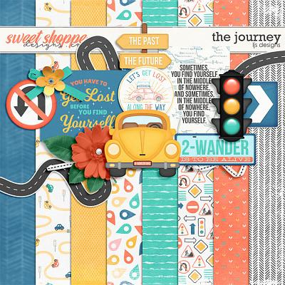 The Journey by LJS Designs