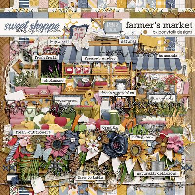 Farmer's Market by Ponytails