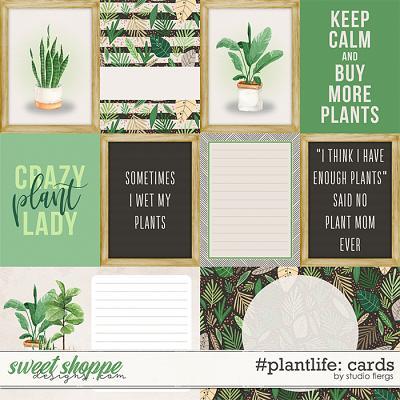 #plantlife: CARDS by Studio Flergs