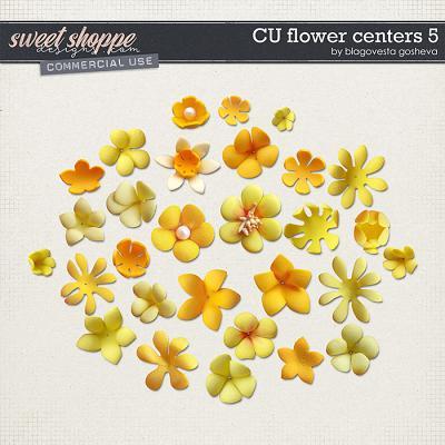 CU Flowers centers 5 by Blagovesta Gosheva