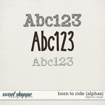 Born To Ride {Alphas} by Digilicious Design
