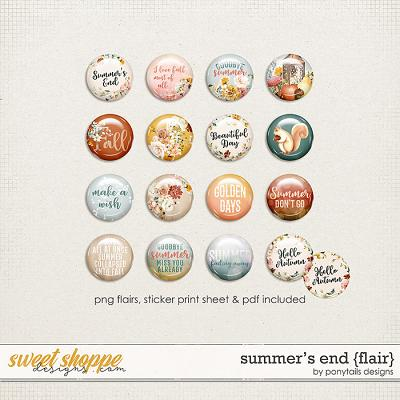 Summer's End Flair by Ponytails