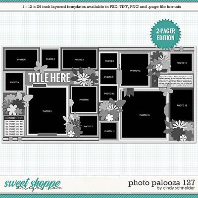 Cindy's Layered Templates - Photo Palooza 127 by Cindy Schneider