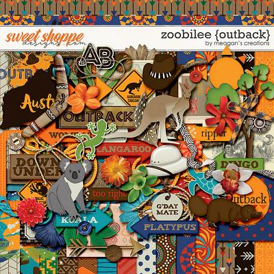 Zoobilee {Outback} by Meagan's Creations
