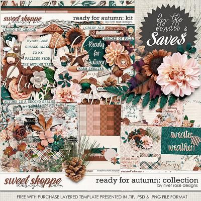 Ready for Autumn: Collection + FWP by River Rose Designs