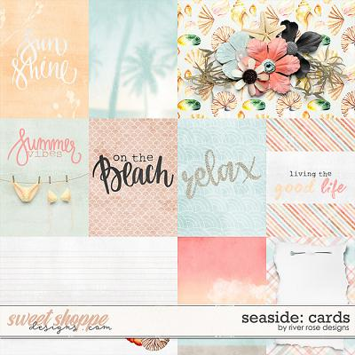 Seaside: Cards by River Rose Designs