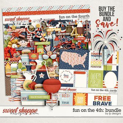 Fun On The 4th: Bundle by LJS Designs