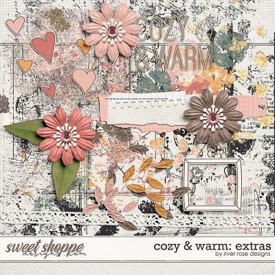 Cozy & Warm: Extras by River Rose Designs