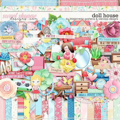 Doll House by Blagovesta Gosheva & WendyP Designs