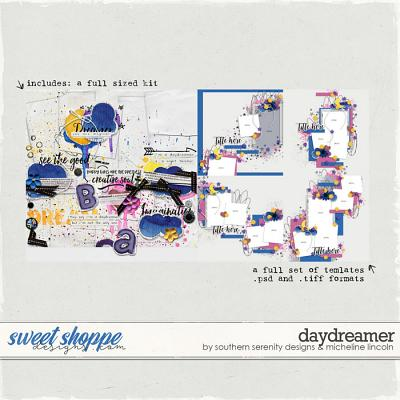 Daydreamer Collab by Southern Serenity Designs and Micheline Lincoln