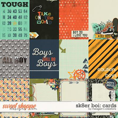 Sk8er Boi: Cards by Meagan's Creations