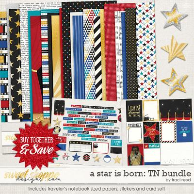 A Star Is Born TN Collection by Traci Reed