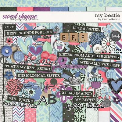 My Bestie: Kit by Laura Wilkerson