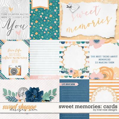 Sweet Memories: Cards by River Rose Designs
