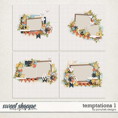 Temptations 1 by Ponytails Designs