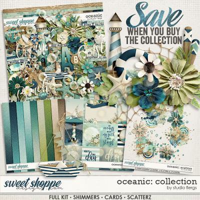 Oceanic: COLLECTION & *FWP* by Studio Flergs