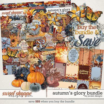 Autumns Glory Bundle by JoCee Designs
