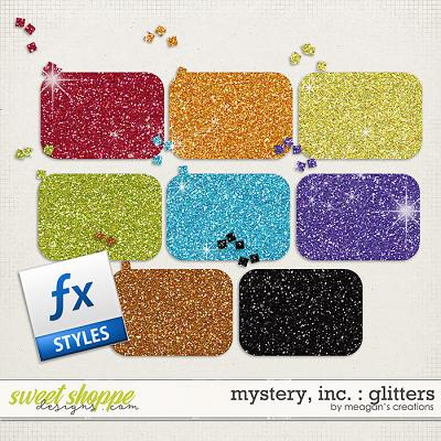 Mystery, Inc. : Glitters by Meagan's Creations