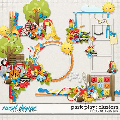 Park Play: Clusters by Meagan's Creations