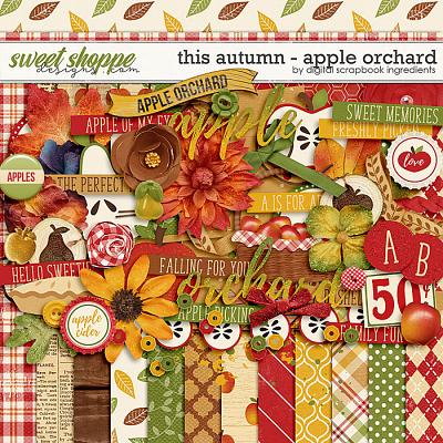 This Autumn - Apple Orchard by Digital Scrapbook Ingredients