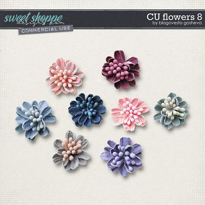 CU Flowers 8 by Blagovesta Gosheva