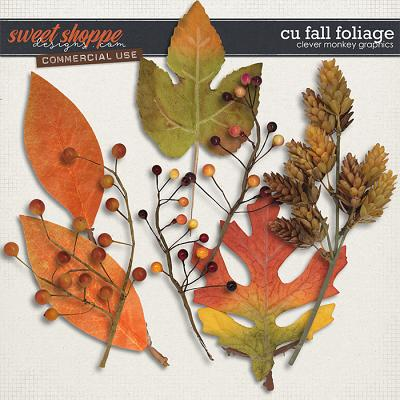 CU Fall Foliage by Clever Monkey Graphics