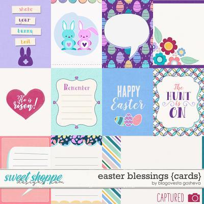 Easter Blessings {Cards} by Blagovesta Gosheva