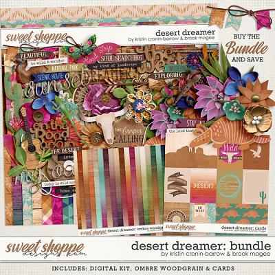 Desert Dreamer: Bundle by Kristin Cronin-Barrow and Brook Magee