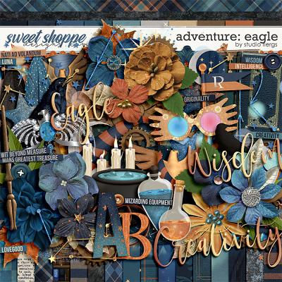 Adventure: Eagle by Studio Flergs