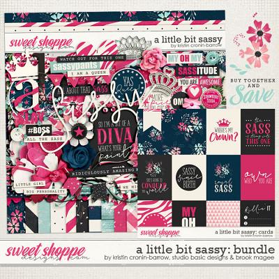 A Little Bit Sassy: Bundle by Kristin Cronin-Barrow