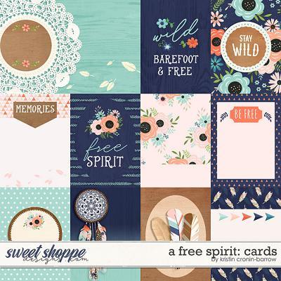 A Free Spirit: Cards by Kristin Cronin-Barrow