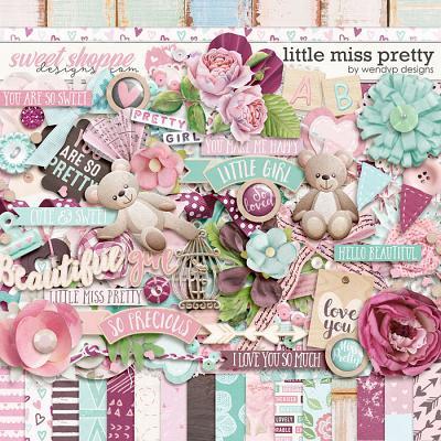 Little miss pretty by WendyP Designs