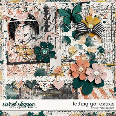 Letting Go: Extras by River Rose Designs