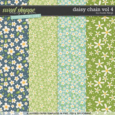 Daisy Chain VOL 4 by Studio Flergs