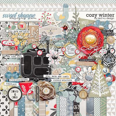 Cozy Winter by Red Ivy Design