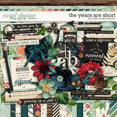 The years are short by Kristin Cronin-Barrow