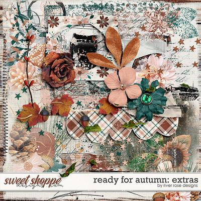 Ready for Autumn: Extras by River Rose Designs