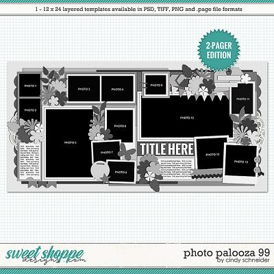 Cindy's Layered Templates - Photo Palooza 99 by Cindy Schneider