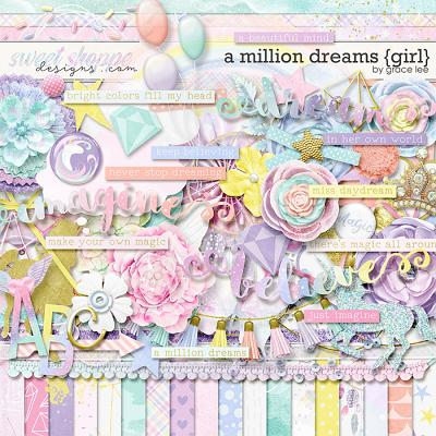 A Million Dreams {Girl} by Grace Lee