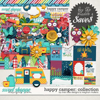 Happy Camper Bundle by Meghan Mullens & River Rose Designs