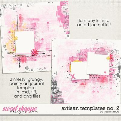 Artisan Templates no. 2 by Tracie Stroud
