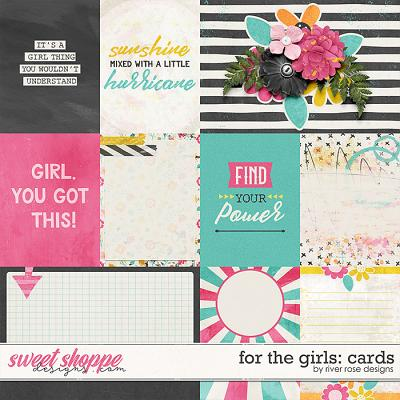 For the Girls: Cards by River Rose Designs