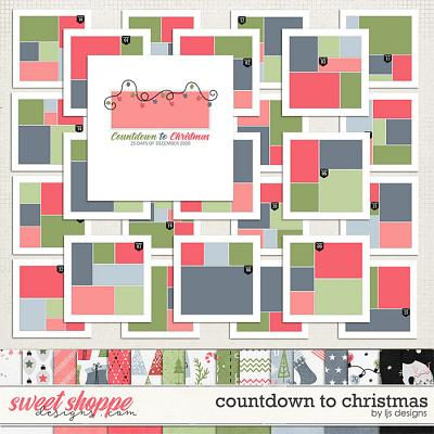 Countdown To Christmas by LJS Designs