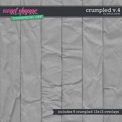 Crumpled v.4 by Erica Zane