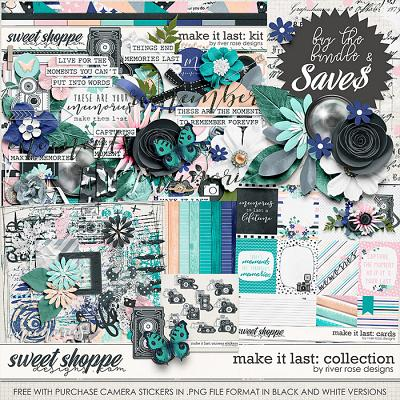 Make it Last: Collection + FWP by River Rose Designs